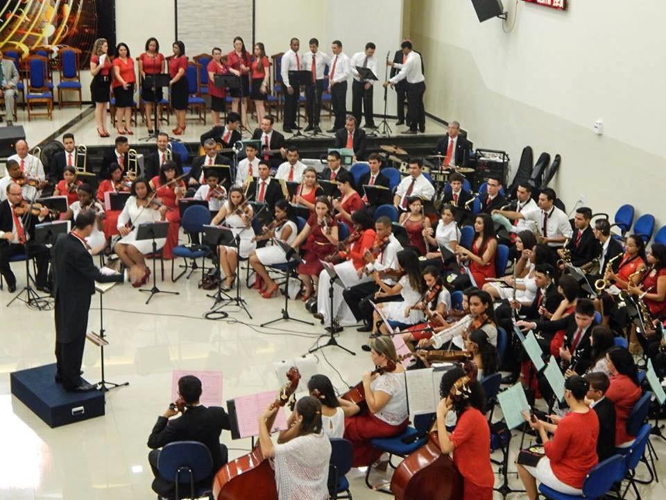 Orquestra Ebenézer AD Belém Bauru