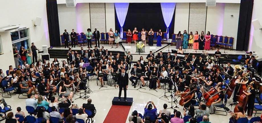 Orquestra Ebenézer